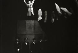 Vera Tenschert. Arturo Ui 1960