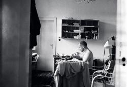 Vera Tenschert. Ekkehard Schall 1965