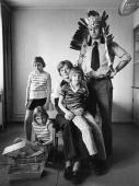 Christian Borchert. Familie S. (Ärztin, Bauingenieur), Dresden, um 1977