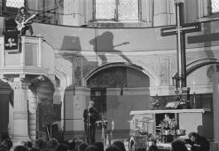 Harald_Hauswald Berlin-Mitte Zionskirche 1987Konzert