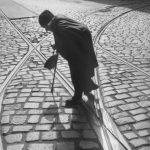 Harald Hauswald Berlin-Mitte 1988 Zionskirchplatz