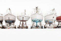 Uwe Langmann Six Boats 2019