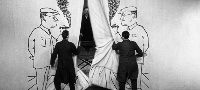 Vera Tenschert Berliner Ensemble 1962